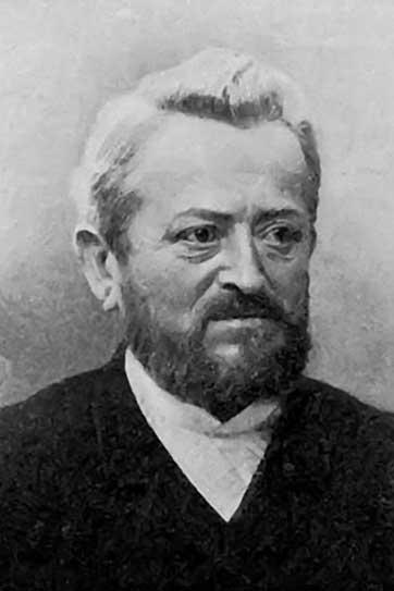 Karl Krause Portrait